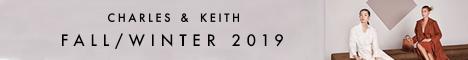 CHARLES & KEITH 公式オンラインストア