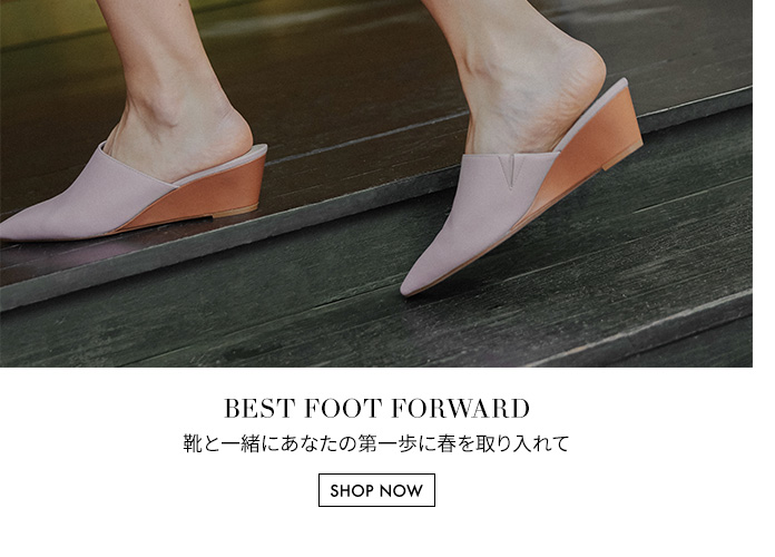 Women's pink low wedge mules - Charles & Keith