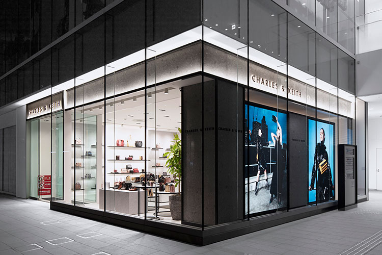 CHARLES & KEITH 名古屋栄店