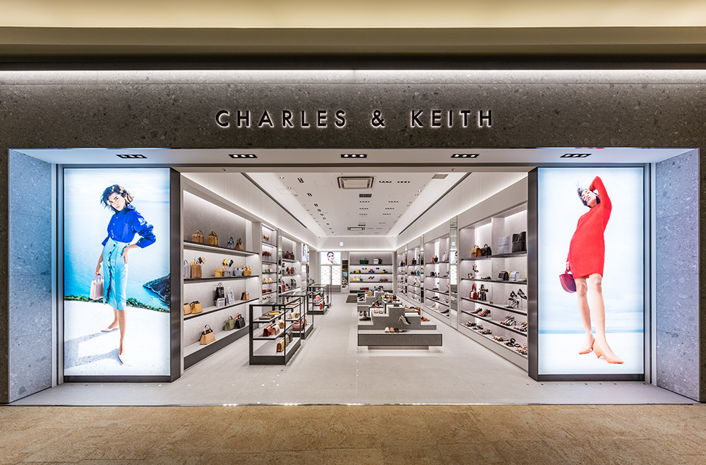 CHARLES & KEITH mozoワンダーシティ店