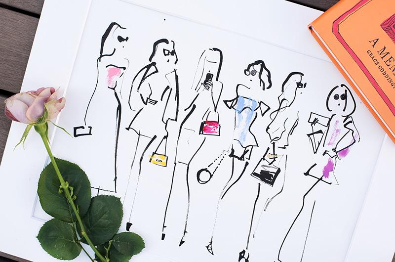 CHARLESKEITHCURATESはクリエーションを通してファッションとアートの関連性を追求するデジタルキャンペーン。このキャンペーンは、あらゆるアーティストたちの作品の
