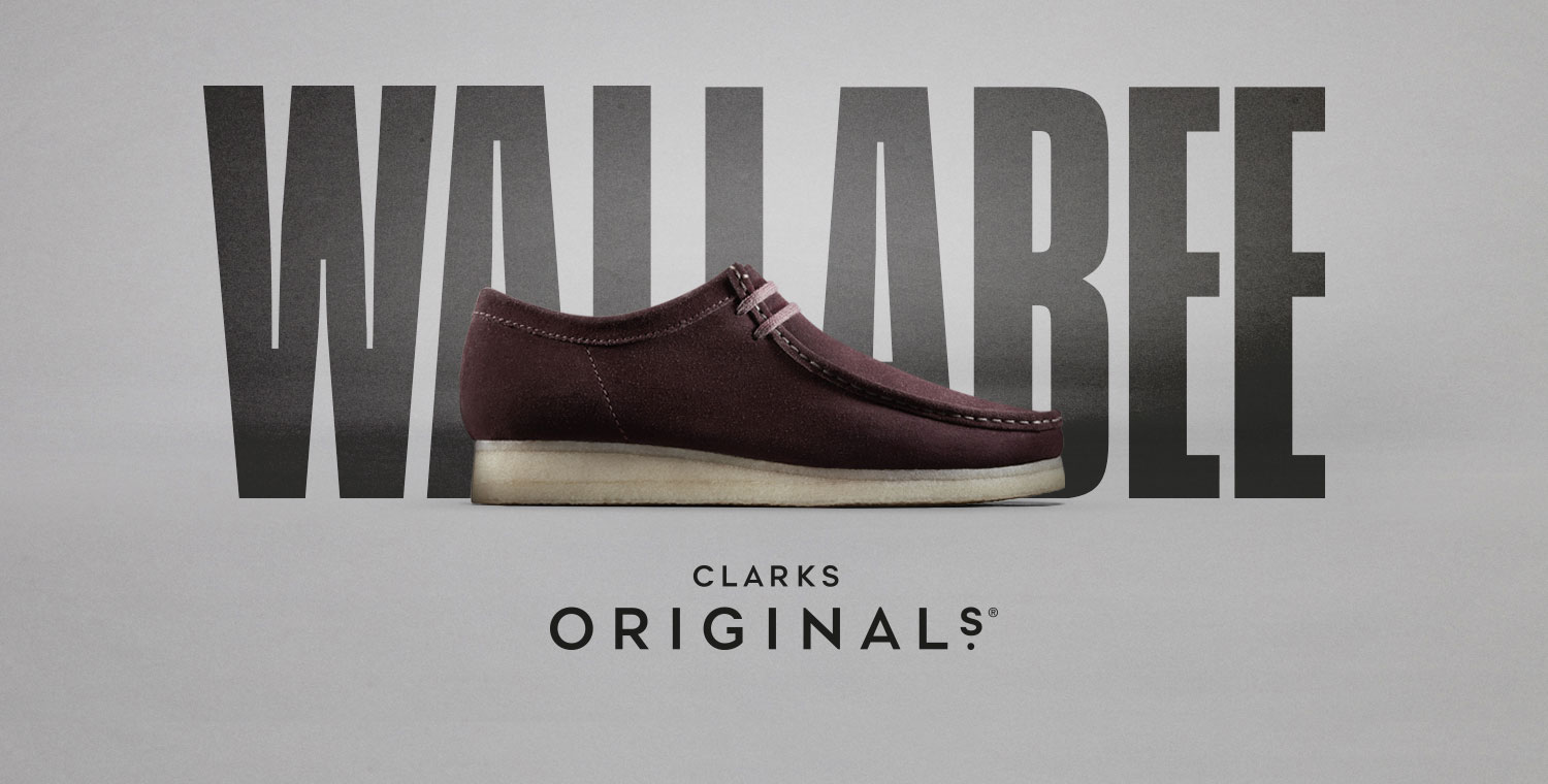 Clarks Originals ICONIC SINCE 1970