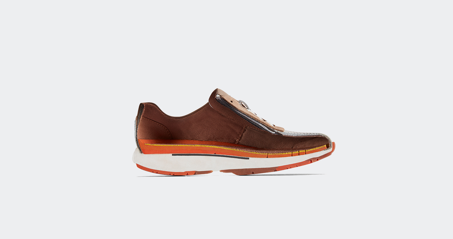 Clarks Unstructured SCIENCE BEHIND THE STYLE