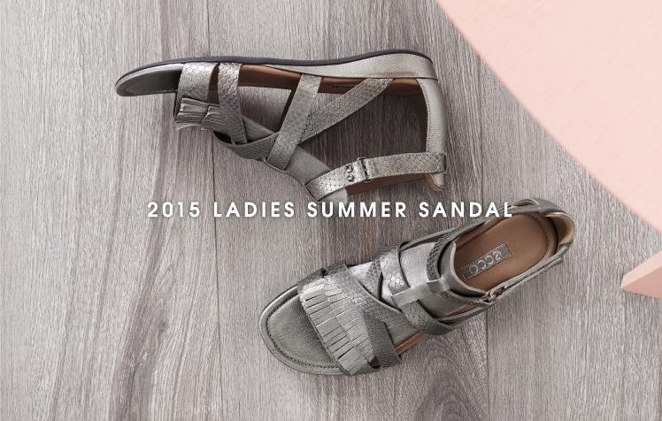 LADIES SUMMER SANDAL