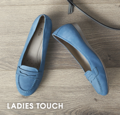 LADIES TOUCH