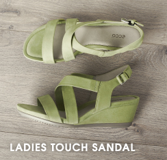 LADIES TOUCH SANDAL