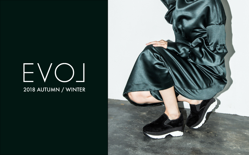 EVOL 2018 AUTUMN WINTER