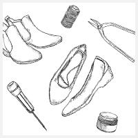靴のお手入れと修理について