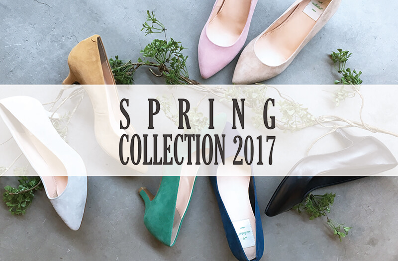 SPRING COLLECTION2017