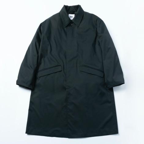 洗える3wayステンカラーコート