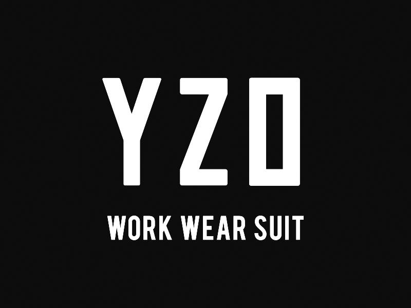 スーツに見える作業着