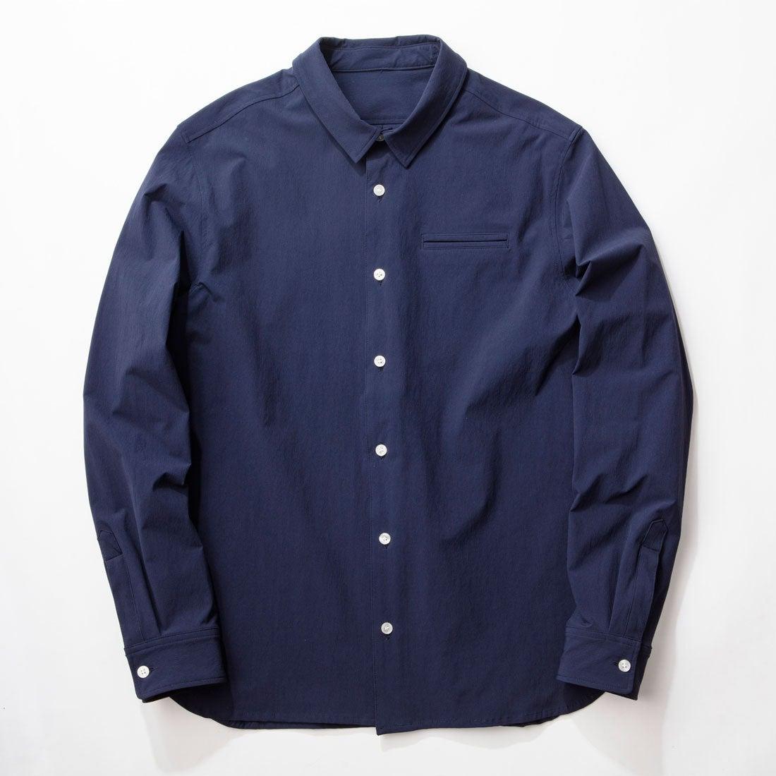 MNT 4WAY Bicolor Stretch Shirt