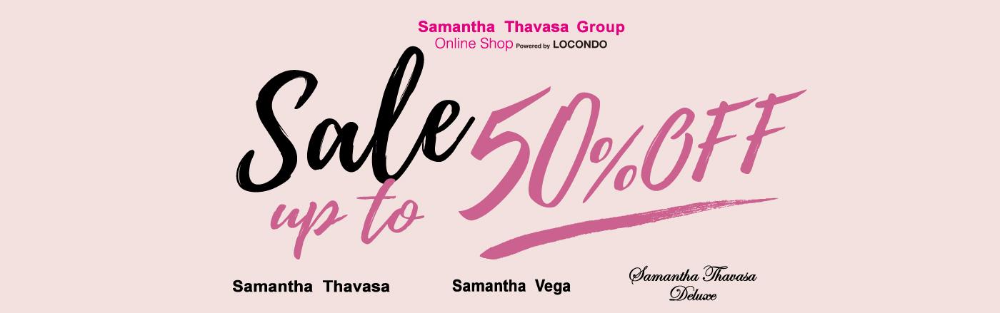 2017 SUMMER SALE Samantha Thavasa Group