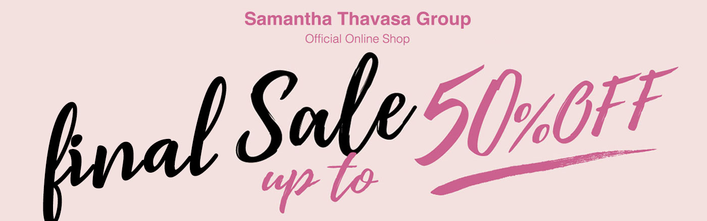 Samantha Thavasa Group Final Sale
