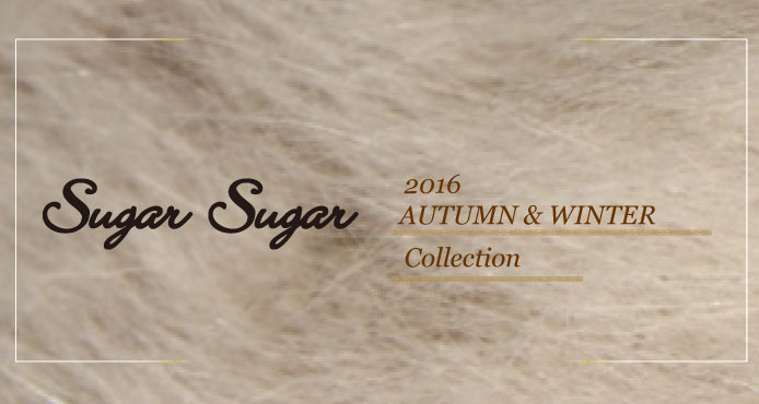 sugar sugar 2015 autumn&winter collection