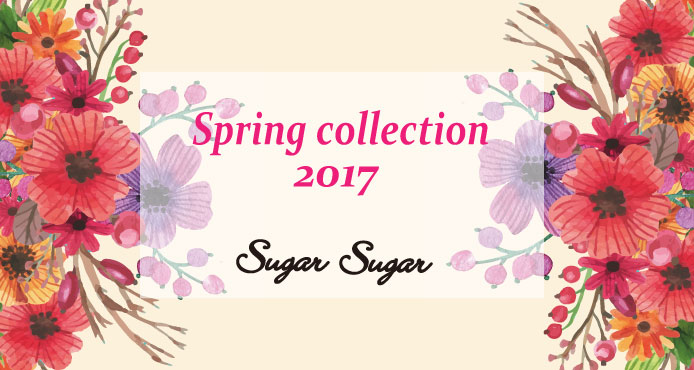 sugar sugar 2015 autumn&winter collection