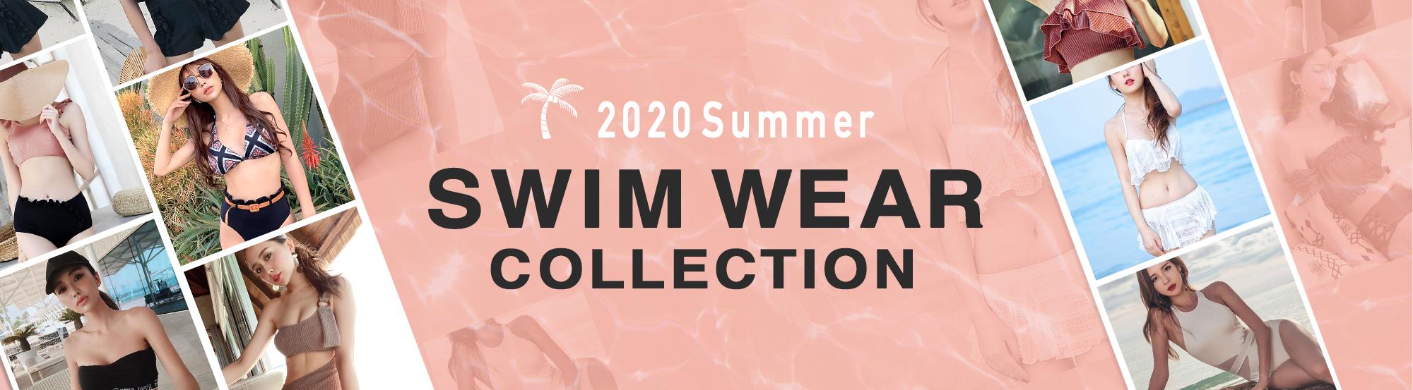 LOCONDO|ロコンド 2020 SWIMWEAR COLLECTION 最新水着 レディースファッション通販 ロココレ(ロコンドガールズコレクション)