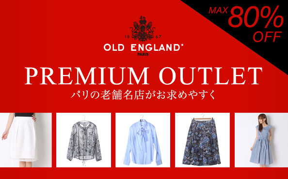 old_england アウトレット