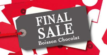 ボワソンショコラ FINAL SALE