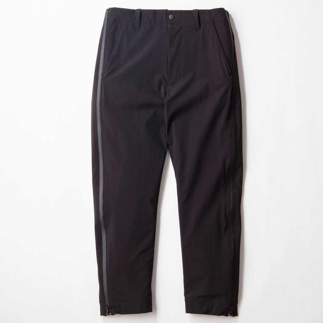 MNT Side Zip Pants /BLACK