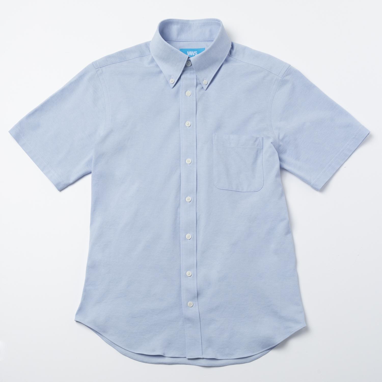 究極の半袖ボタンダウンシャツ