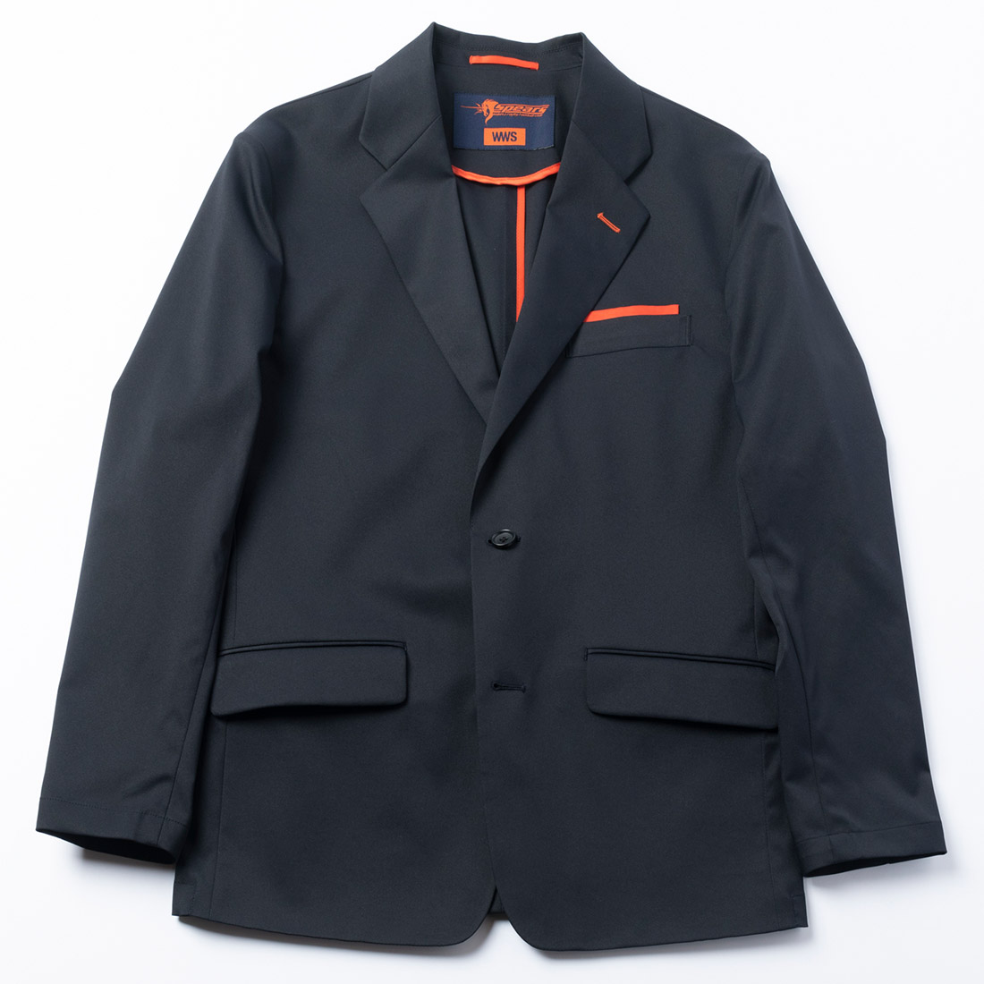 WWS×クボタスピアーズ船橋・東京ベイオフィシャルスーツ ジャケット