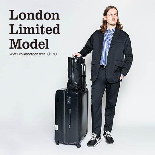 WWS×(ki:ts) ロンドン限定モデル誕生